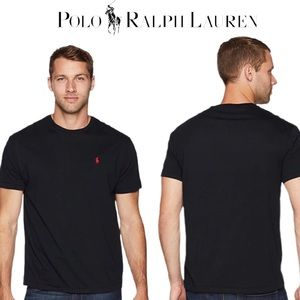 Polo By Ralph Lauren Classic Fit Crew Neck T-Shirt
